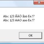 C# Code: How to transform Åäö to Aao